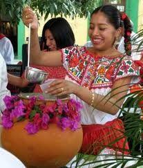 Aguas frescas Mexico