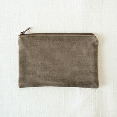 waterproof beige little bag minimalistic bag sachet vegan suede Hip bag MILKY
