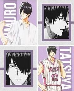 himuro tatsya^^ Kiseki No Sedai, Pallet Painting, Kuroko's Basketball, Kuroko No Basket, Manga, Anime, Fan Art, Girls, Drawings