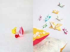 #DIY #origami