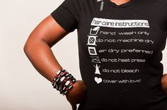 Natural Hair Shirt  Laundry List of Love by 7evolution on Etsy, $20.00