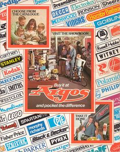 Vintage British Argos 1976 Catalogue by trippyglitters, via Flickr...this is amazing ...the entire catalogue to browse :D