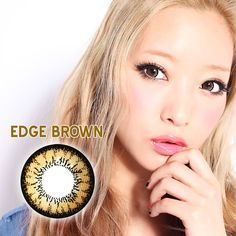 Authentic GEO Circle Lenses.  Authentic Korean circle lenses, circle lens, colored contacts, color contact lens, big eyes, cosmetic contact lenses, korean makeup, ulzzang, gyaru