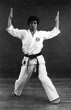 Morote jōdan haitō soto uke