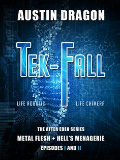 Pin My After Eden Series: Tek-Fall Cover