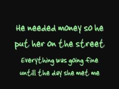 Just a quick lyrics video from one of my favorite bands. If you have a request for a song to be done as a video then send me a personal message. Sublime Lyrics, Need Money, Send Me, Music Songs, Rocker Chick, Messages, Make It Yourself, Dance, Dancing