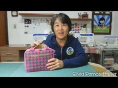DIY - Bolsa Térmica Quadrada - Projeto Silvia Ramos Atelier - YouTube