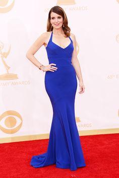 Tina Fey wearing Narciso Rodriguez