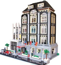 Brick Town Talk: Hotels - LEGO Town, Architecture, Building Tips, Inspiration Ideas, and more!