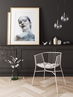 Beautiful art prints illustrated by Norwegian artist and designer Linda Skaret, available in several sizes. Living Room Interior, Scandinavian Style, Beautiful Ladies, Different Styles, Painting & Drawing, Art Prints, Drawings, Illustration, Modern