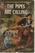 THE PIPES ARE CALLING by Donald Barr Chidsey (1959) Ace pb Bonnie Prince Charlie