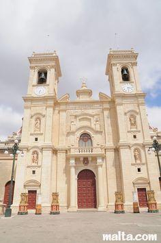 parish-church-of-Zebbug.This is where i live and this is the Parish church :)