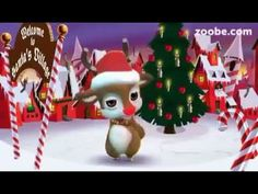Zoobe Rudolph erinnert an den ersten Advent