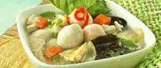 update Resep Membuat Sup Bakso Sayuran Warna-warni