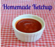 How to Make Homemade Ketchup. Never run out again! -Momo