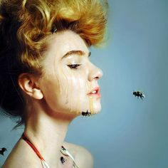 surreal-self-portraits-rachel-baran-1 Powerful and Surreal Self Portraits by 20-Year-Old Rachel Baran