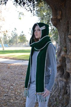 Evergreen hooded scarf with star buttons #etsy #handmade #crochet #hats #beanie #hoodie #scarf #hoodedscarf #forest #woods #pixie #medieval #celtic #gaelic #autumn #fall #winter #rain #snow #cozy #chilly #cold #cloudy #shopping #accessories #fashion #crafts #crafty #fantasy #unique #art #artsy #indie #festival #music #retro #mens #womens #colorful #hood #style #ootd #outfit #afghan #shawl #wrap #california #girly #cute #kawaii #fairy #faeiry #magick #irish #scottish #elves #elfen #elven #elf