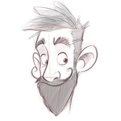 cartoon art ideas for concept art sketches character design references style Cartoon Characters Sketch, Character Design Cartoon, Cartoon Sketches, Character Sketches, Character Design References, Character Drawing, Character Design Inspiration, Cartoon Styles, Character Illustration