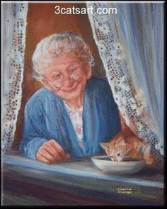 Старость с улыбкой от Dianne Dengel. . Обсуждение на LiveInternet - Российский Сервис Онлайн-Дневников