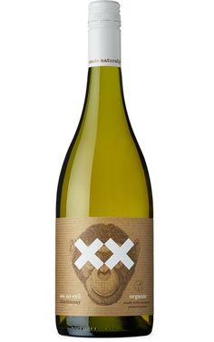 See No Evil Chardonnay 2016 Tumbarumba - 6 Pack Wine Australia, Vegan Wine, See No Evil, Bentonite Clay, Activated Charcoal, 6 Packs, Vegan Friendly, Wines, Bottle