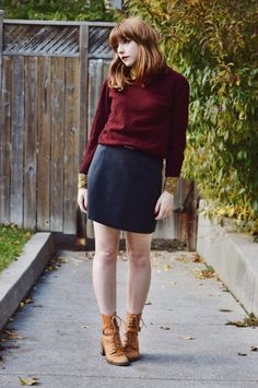 Larkspur Vintage | Outfit: She May be Weary