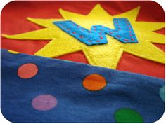 Superhero Capes for Superhero Kids