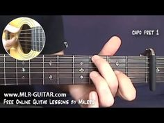"How to play ""Every Breath You Take"" - MLR-Guitar Lesson #1 of 4"