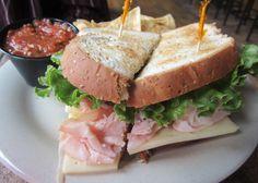 Fox Harbor Pub and Grill [Berry Turkey Sandwich]