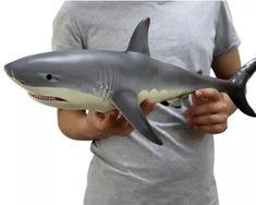 US$ 55.9 - Lifelike Baby Shark Doll - m.sheinv.com Cute Little Animals, Cute Funny Animals, Life Like Babies, Cute Babies, Shark Week, Baby Hai, Big Shark, Dancing Baby, Great White Shark