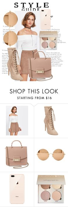 """""""My style 14"""" by iamtalisha ❤ liked on Polyvore featuring Steve Madden, Furla and Victoria Beckham"""