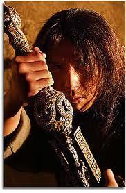 """Donnie Yen in """"Seven Swords"""""""