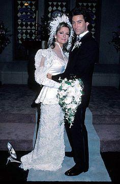 John and Marlena's wedding