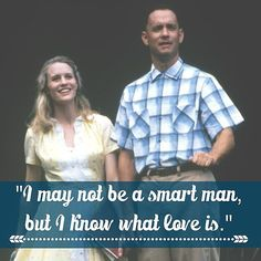 Love Quotes on Instagram: Such a great Forrest Gump quote.