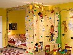 Klettern Kinderzimmer Schockierend On Kinderzimmer Designs Plus Kletterwand Bauen Anleitung 13