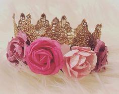 lace crown – Etsy ES Más