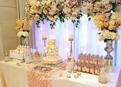 Rental Promise Engagement Table Concept - My Party Organization Work . Wedding Table, Diy Wedding, Wedding Decorations, Table Decorations, Quinceanera, Most Beautiful Pictures, Backdrops, Presents, Engagement