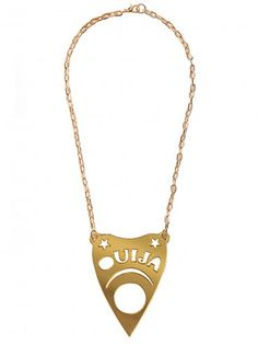 Ouija Planchette Necklace - What's New | GYPSY WARRIOR