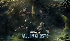 Ghost Recon Wildlands Fallen Ghosts DLC. 15 New Missions and New Exclusive Weapons