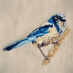 embroidery-bird-3 by ~ZephyrosWind on deviantART