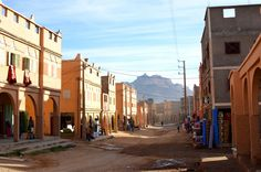 Agdz, Morocco; photo Laini Taylor