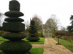 Canon's Ashby, Northamptonshire