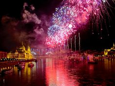 of August in Hungary is the most important day of this hot month. This holiday alloy historical, religious, and even folk elements, so the palette of programs . Budapest, Hungarian Flag, Buda Castle, Saint Stephen, National History, National Holidays, One Kings, Hungary, Fireworks