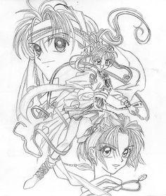 Kamikaze Kaito Jeanne by R-Kurotsuki.deviantart.com on @deviantART