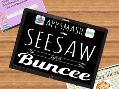 the primary life:  App Smashing with Buncee and Seesaw and Freebie