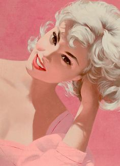 Vintage women illustration retro pin up ideas Pin Up Retro, Pin Up Girl Vintage, Retro Art, Vintage Ladies, Retro Vintage, Retro Kunst, Pin Up Illustration, Girl Illustrations, Rolf Armstrong