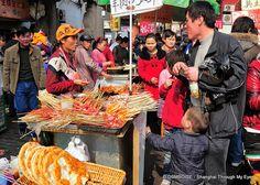 street food - Shanghai