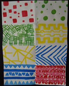 Line Paintings