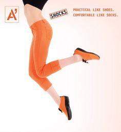 Arcopedico LS Shocks