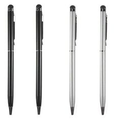 10x Universal Metal Touch Screen Pen Stylus For iPhone iPad Tablet Phone H Kh