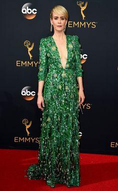 Sarah Paulson - Emmys 2016